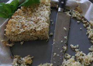 Torta di riso - en risotto variasjon