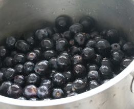 Drue gelé = grape jelly