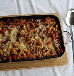 Liksom lasagne