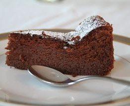 Sjokolademousse kake