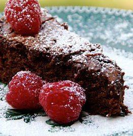 Sjokolade kake - uten mel...