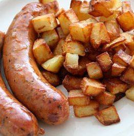 Verdens beste poteter!