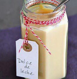 Dulche de leche - karamell krem/saus