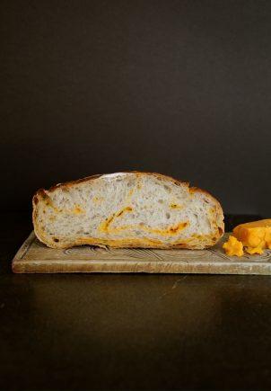 Eltefritt ostebrød