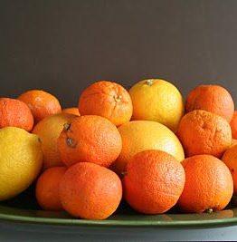 Sitrus marmelade med grapefrukt, sitroner og bitter appelsiner