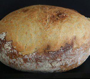 Eltefritt brød med ekstra sprø skorpe