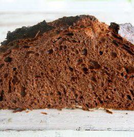 Ella's no knead sjokoladebrød
