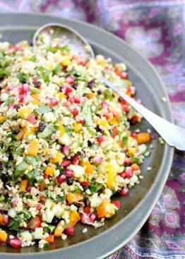 En juvel av en salat