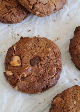 Chocolate chip cookies - en sunnere variant