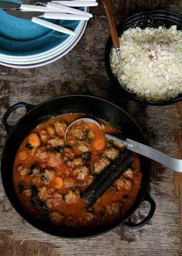 Middager i vinterferien