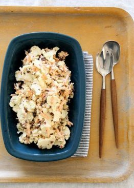 Blomkålsalat - perfekt tibehør til grillmat