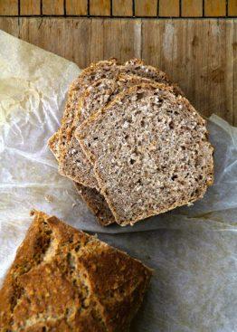Godt, grovt brød