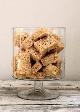 Rice Krispie treats - 15 minutters kaken!