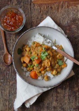 Curry i Crock-Pot eller ikke