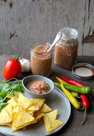 lettvint salsa