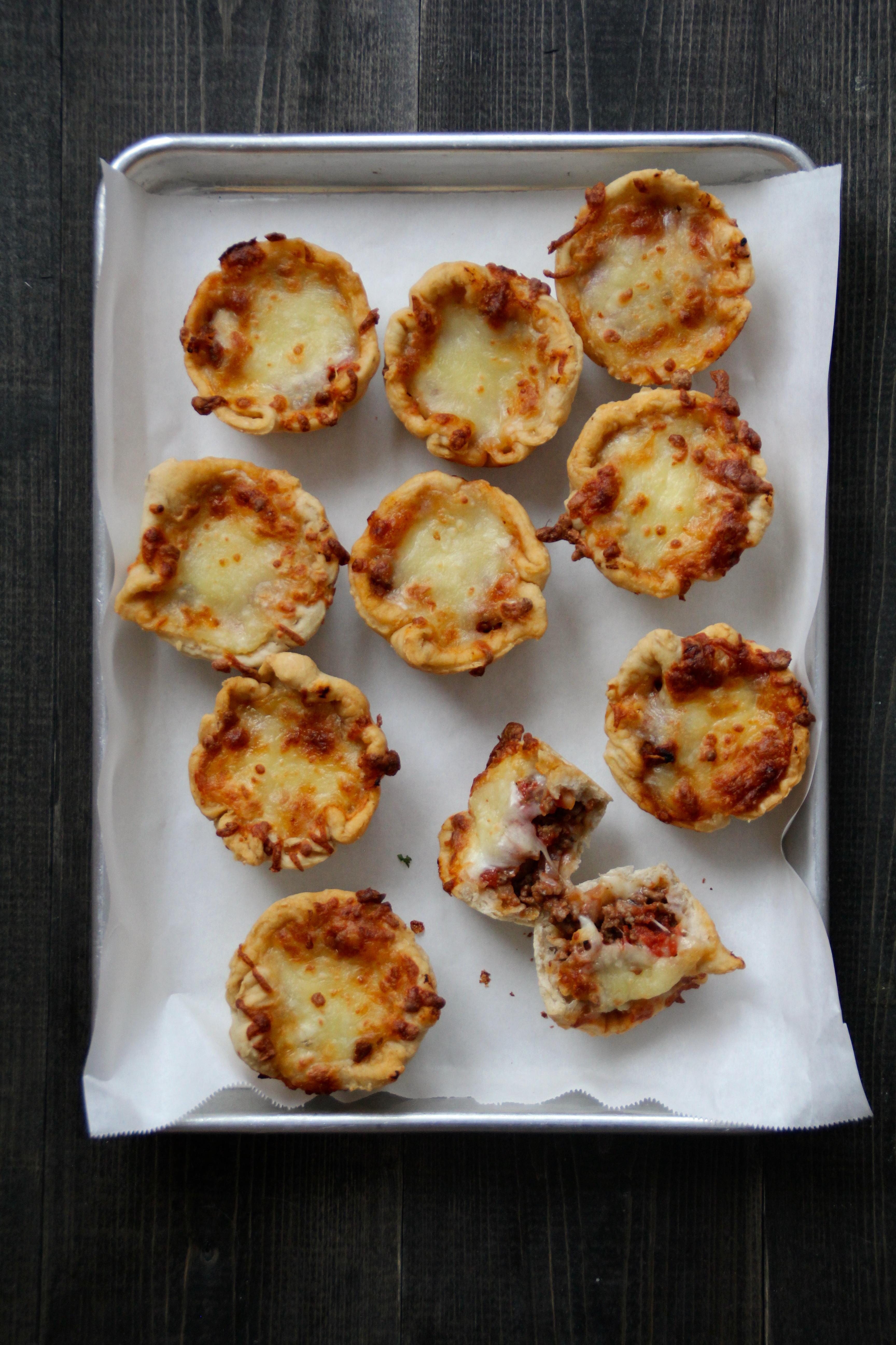 mini deep pan pizzaer - del 2