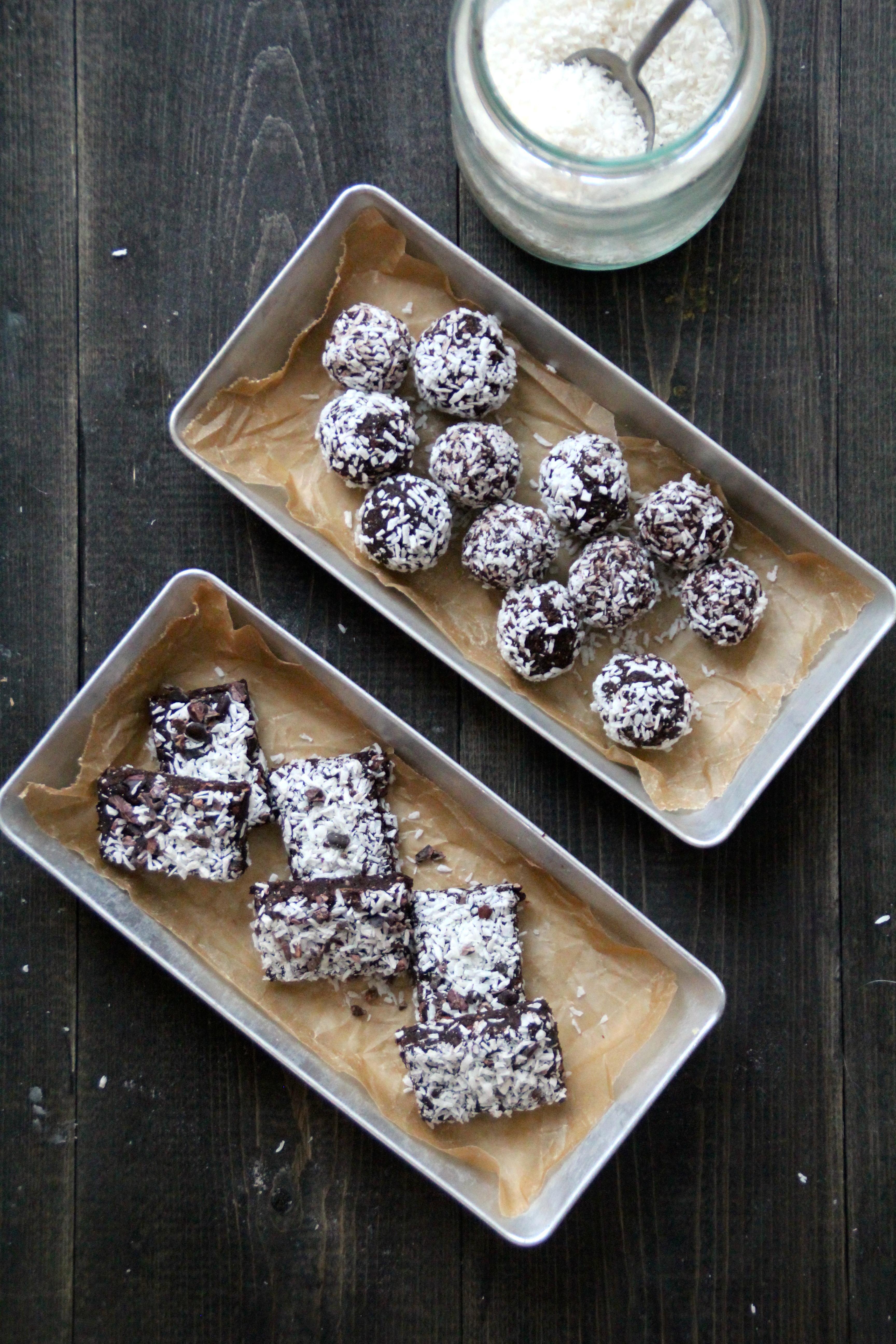 Sunnere sjokoladetrøfler