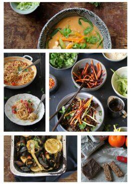 4 middagsoppskrifter