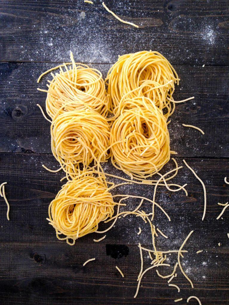hjemmelagd pasta