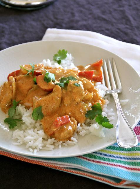 kyllingcurry
