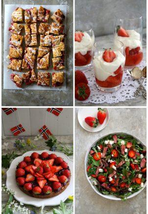 jordbæroppskirfter