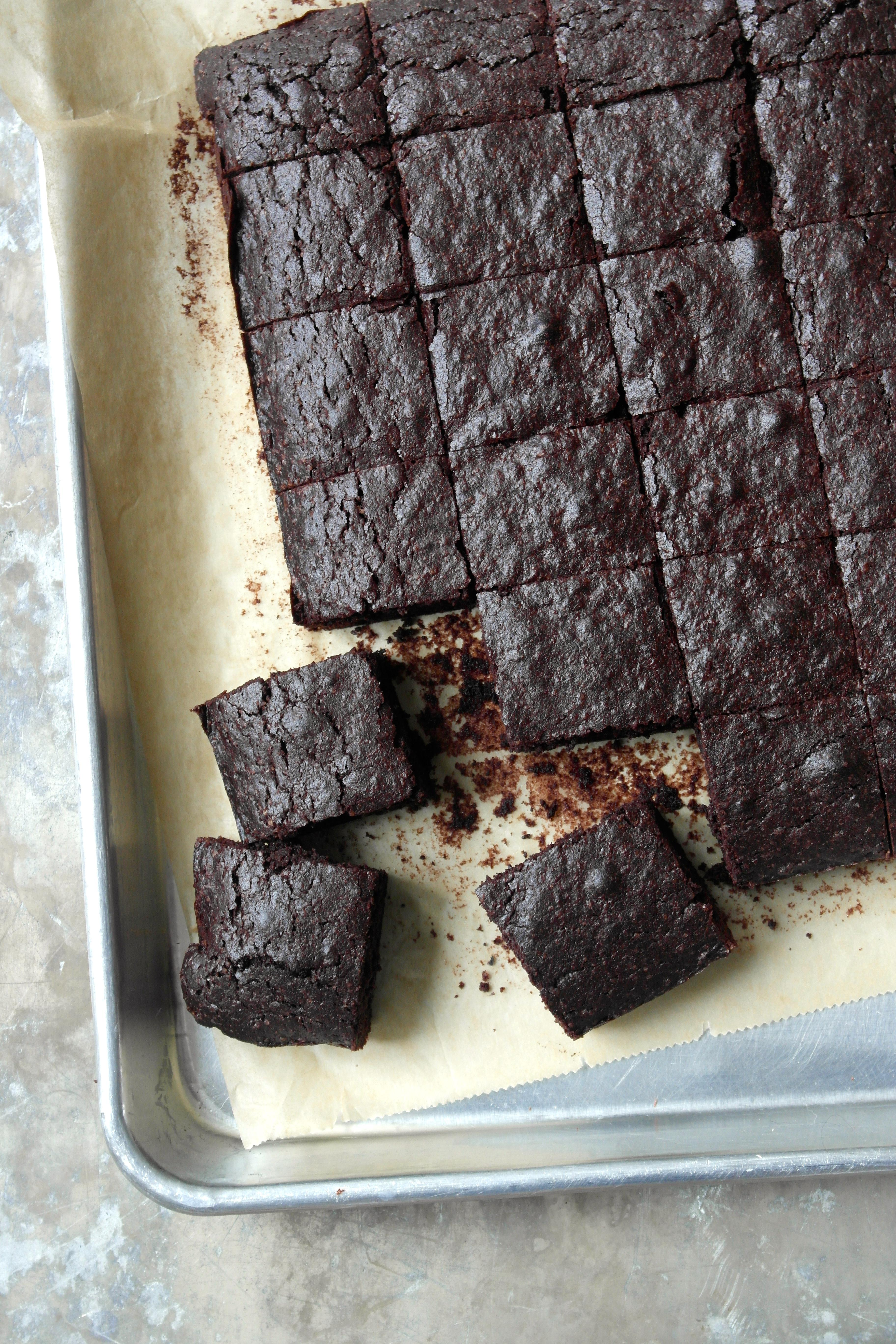 10 minutter brownies