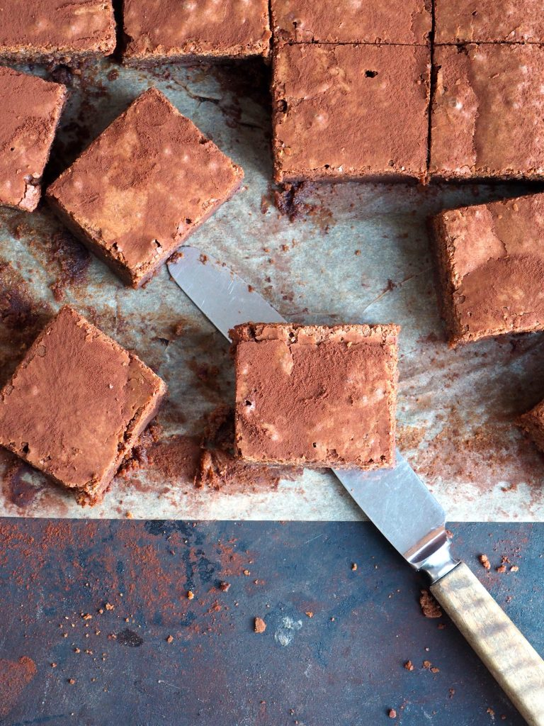 klassisk brownies