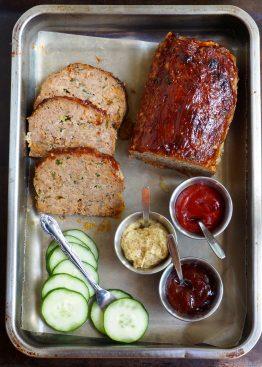 Kjøttpudding - meatloaf - forlorne hare
