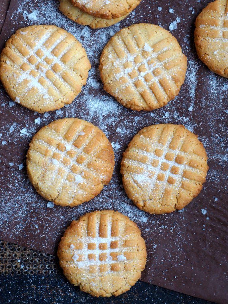 peanøttsmør cookies