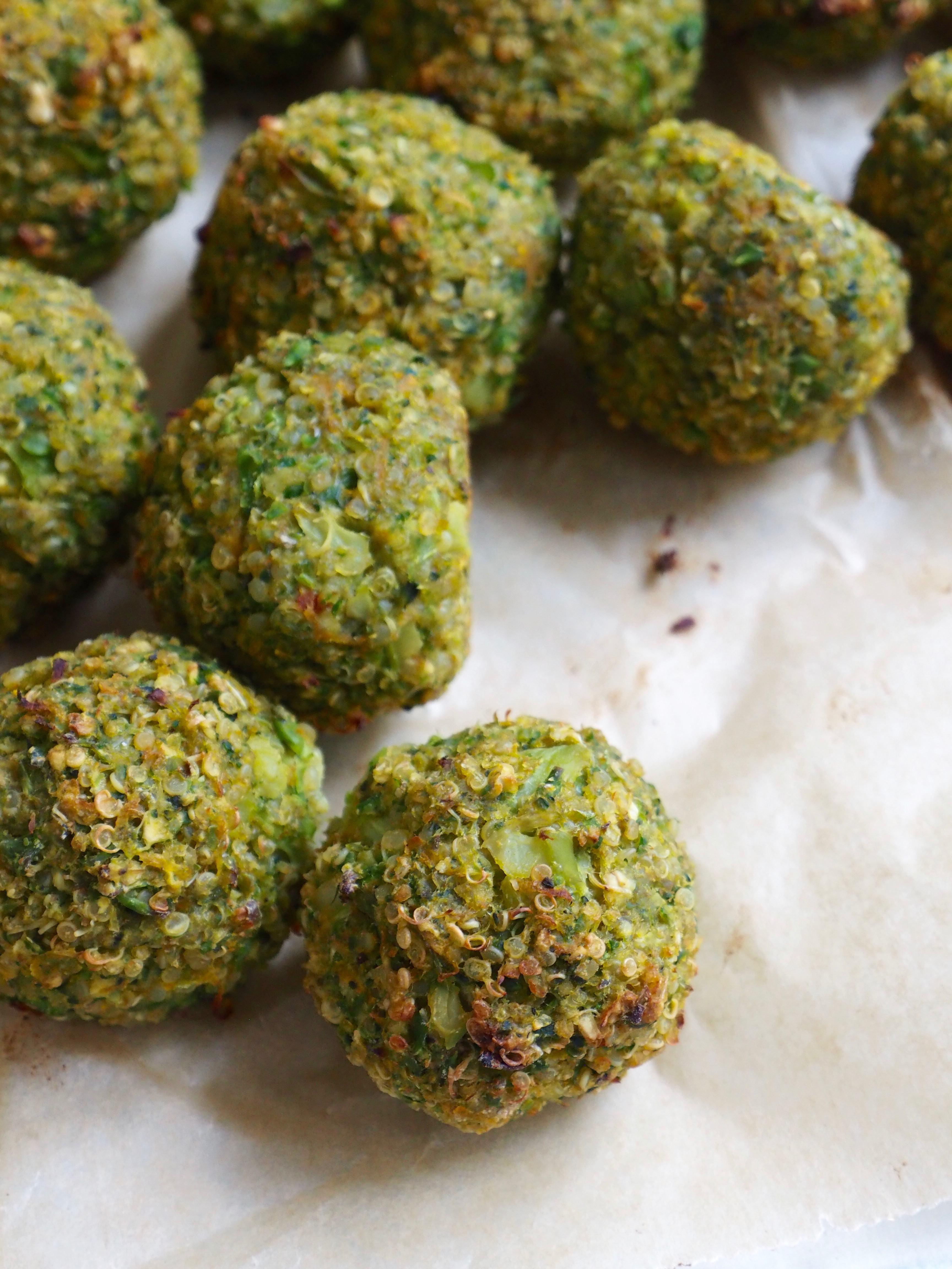 grønnsaksboller - vegetarboller