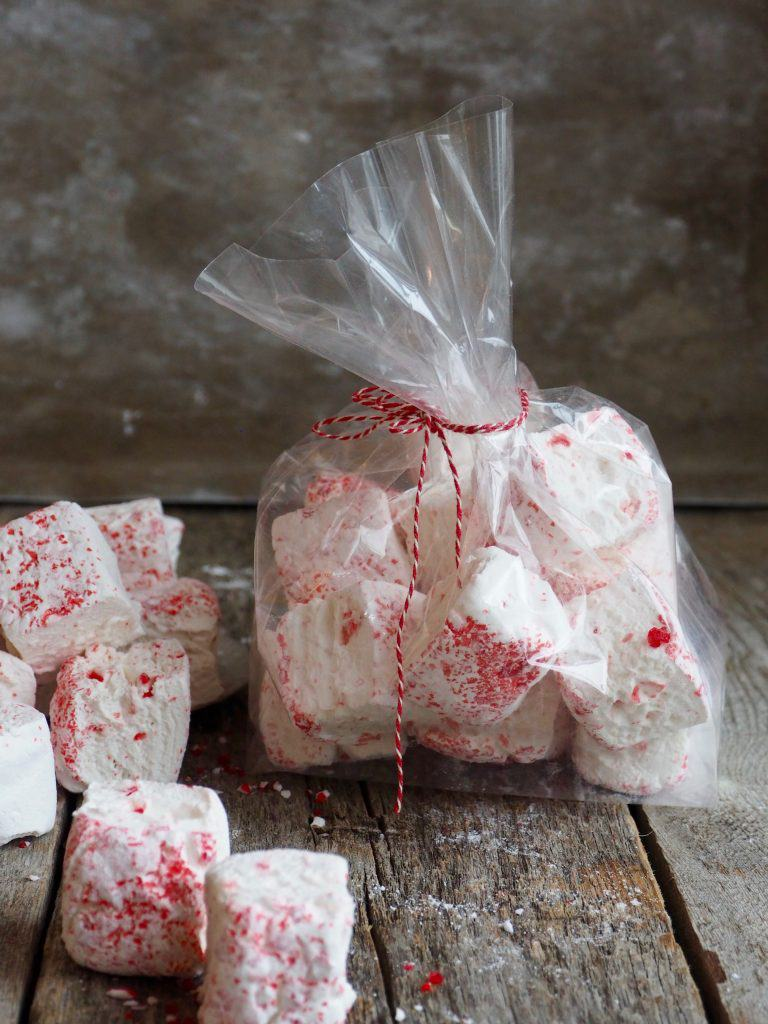 peppermynte marshmallows
