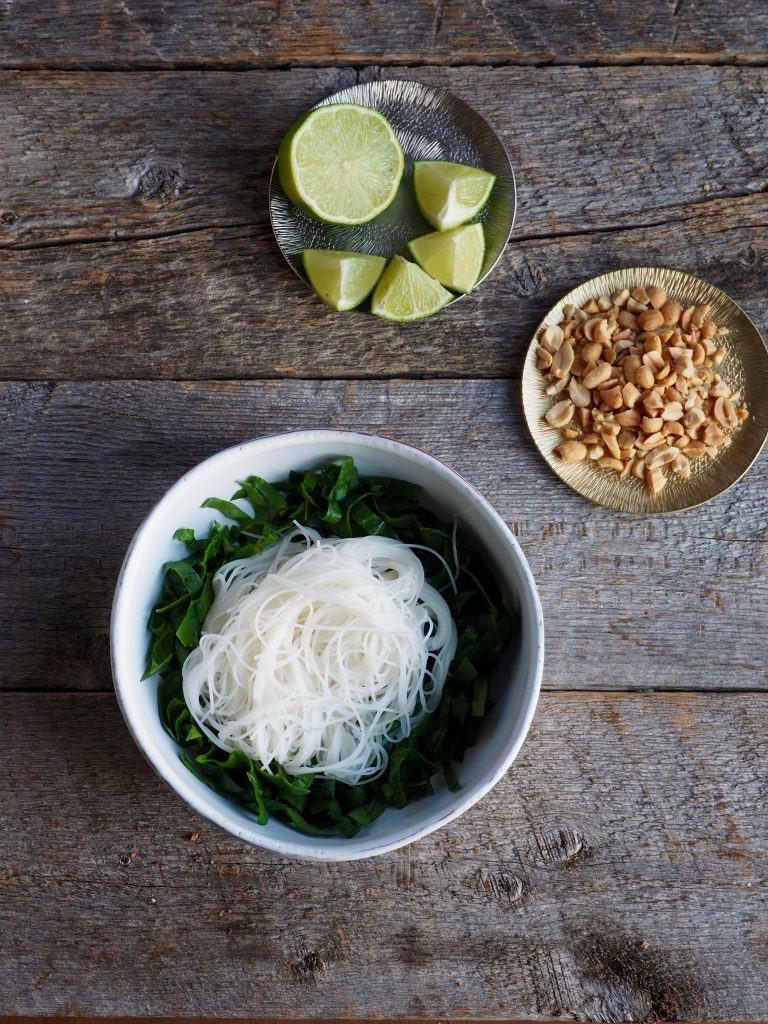 thai kyllingsuppe