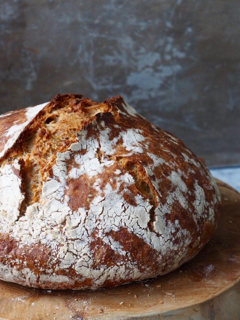 Eltefritt speltbrød med solsikkefrø