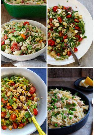 4 sabla gode pastasalater