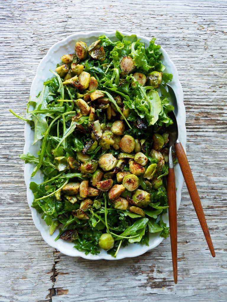 god grønn salat