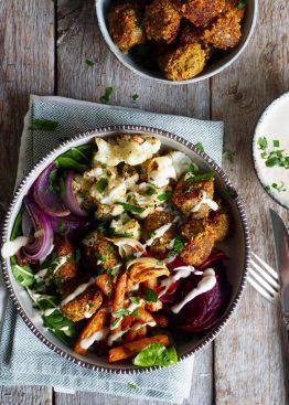 Lettvinte vegetarmiddager