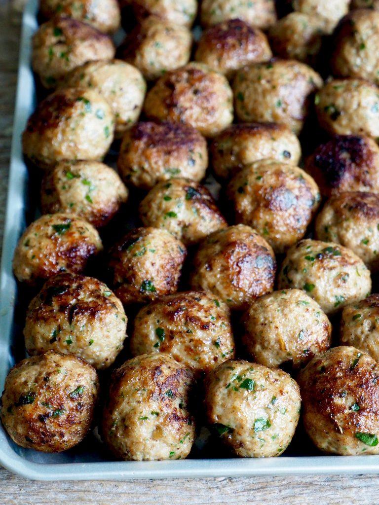 Lammekjøttboller