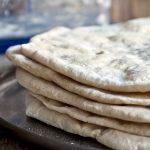Eltefri, langtidshevet pizzadeig