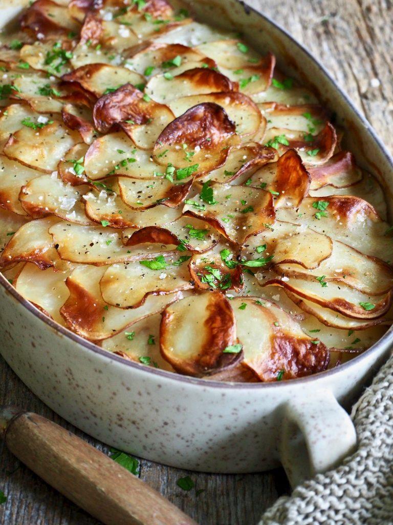 Boulangère poteter