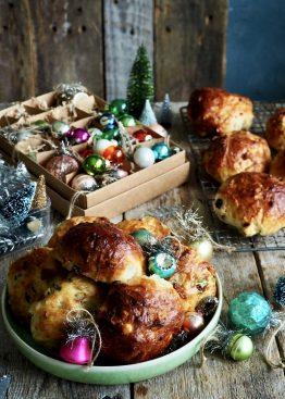 Eltefritt julebrød- eller boller