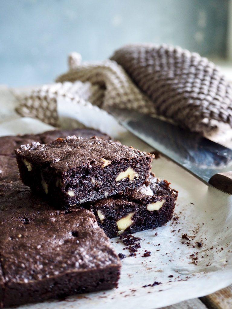 Enkle, men å så gode brownies