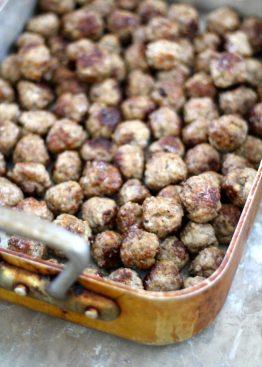 Ukens oppskrifter og kanelboller i vaffeljern