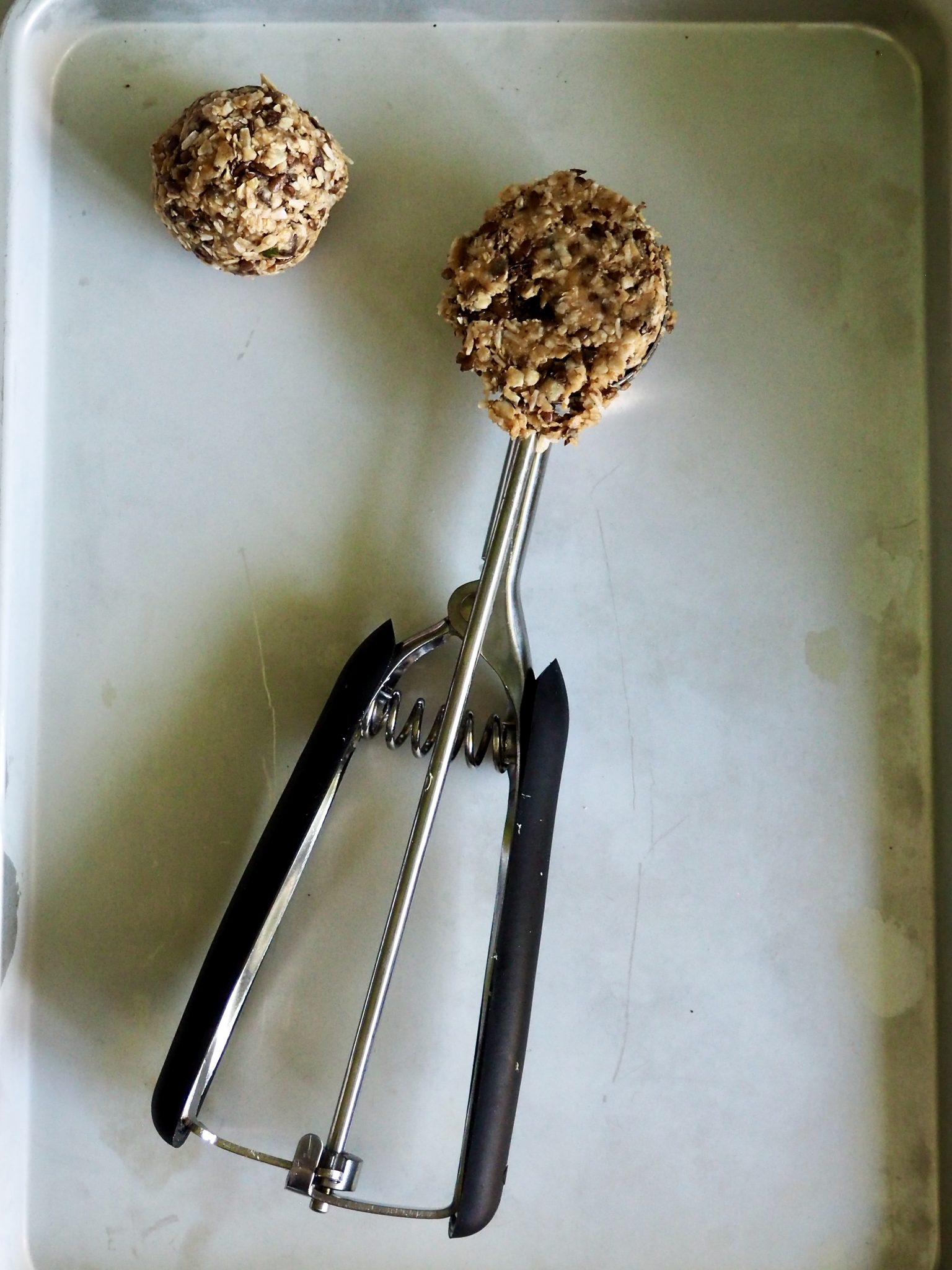 Energikuler med kokos og sjokolade - naturlig søtet