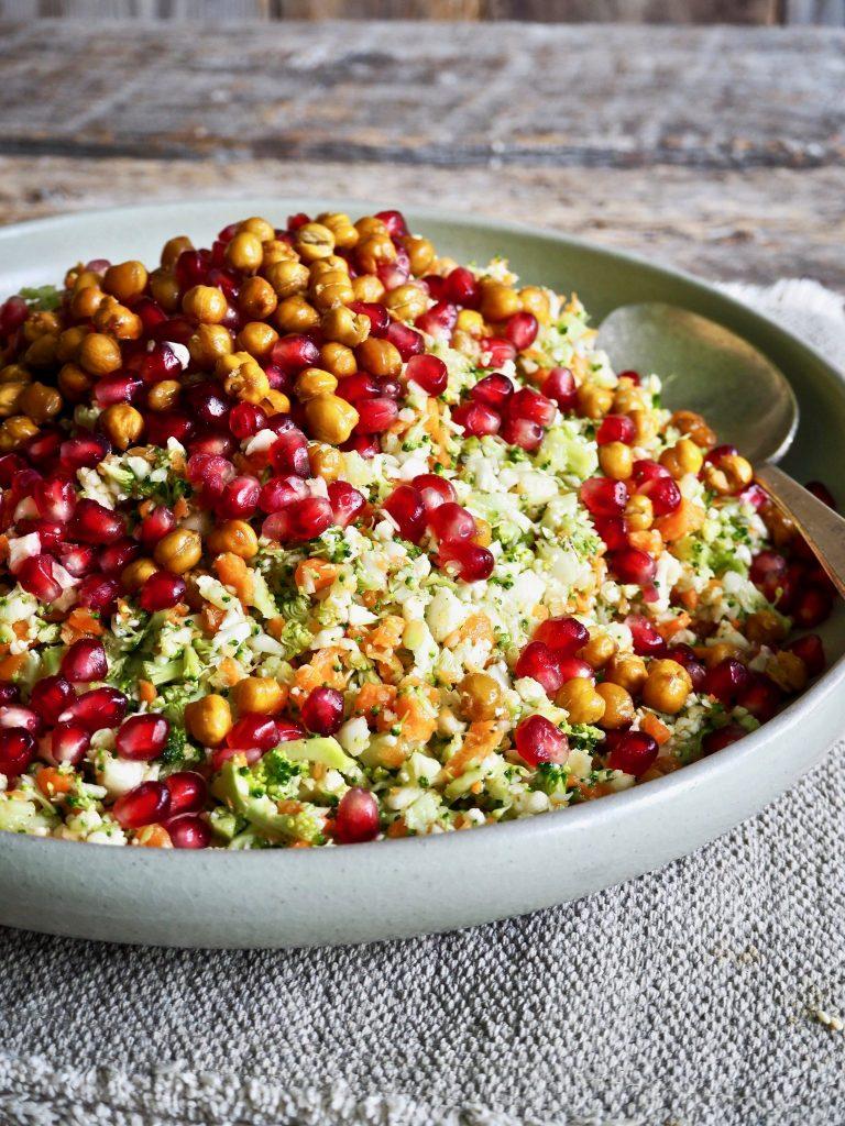 julemat oppskrifter - salater