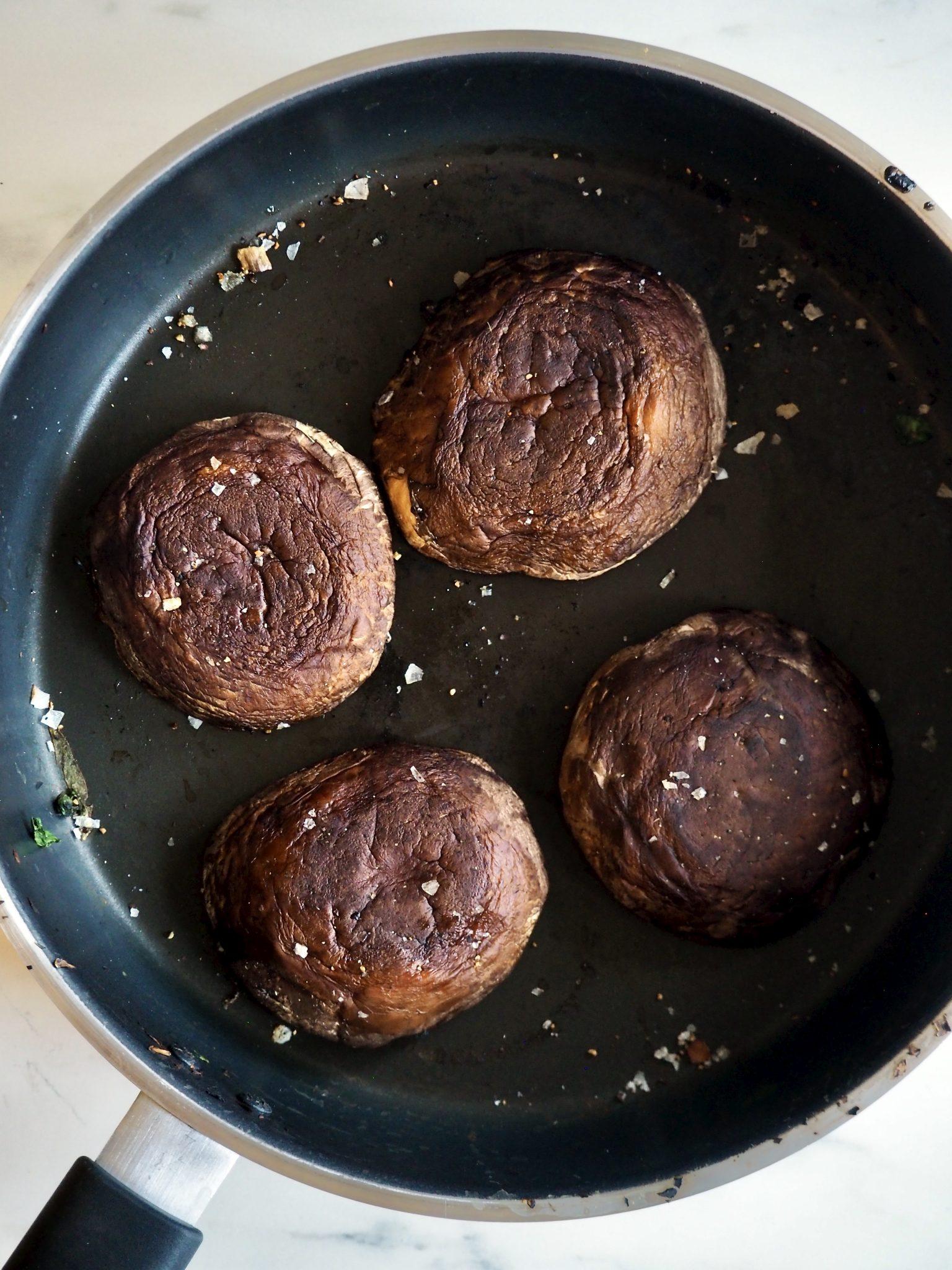 Sopp Wellington - et vegetarisk festmåltid