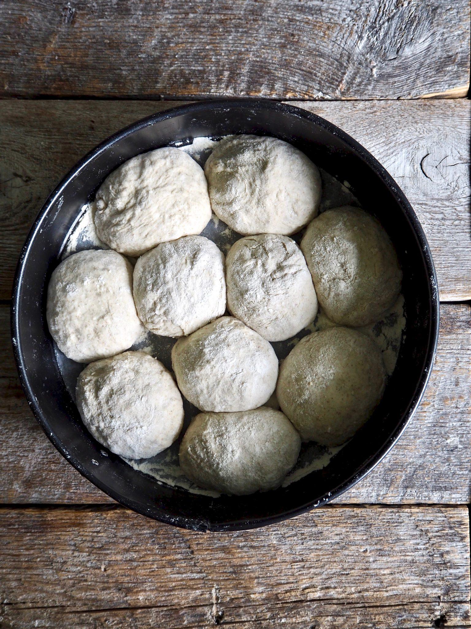 Saftig, eltefritt brytebrød - enkelt og godt