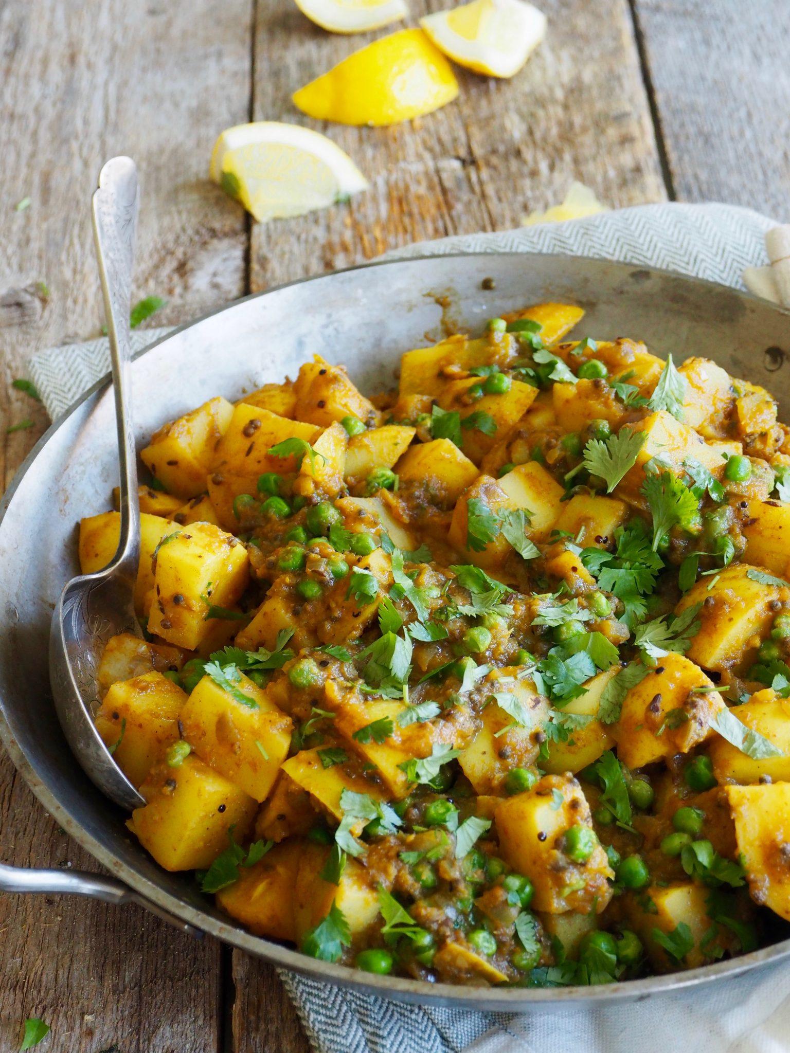Indiske poteter