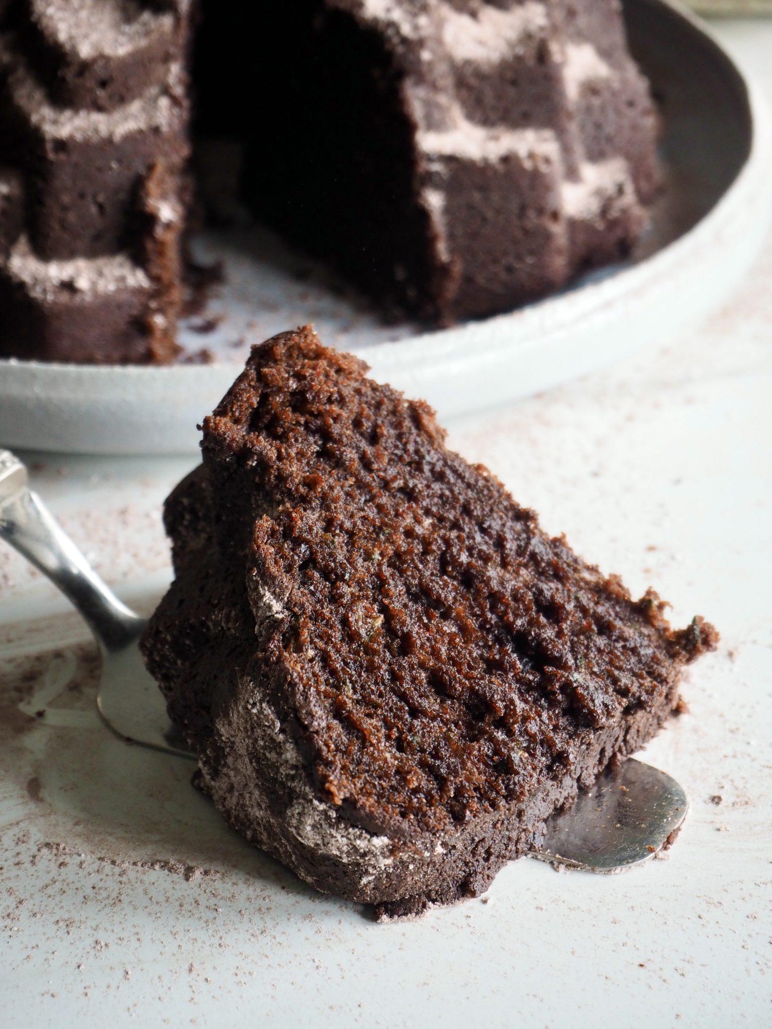 En utrolig saftig sjokoladekake - med en hemmelig ingrediens.