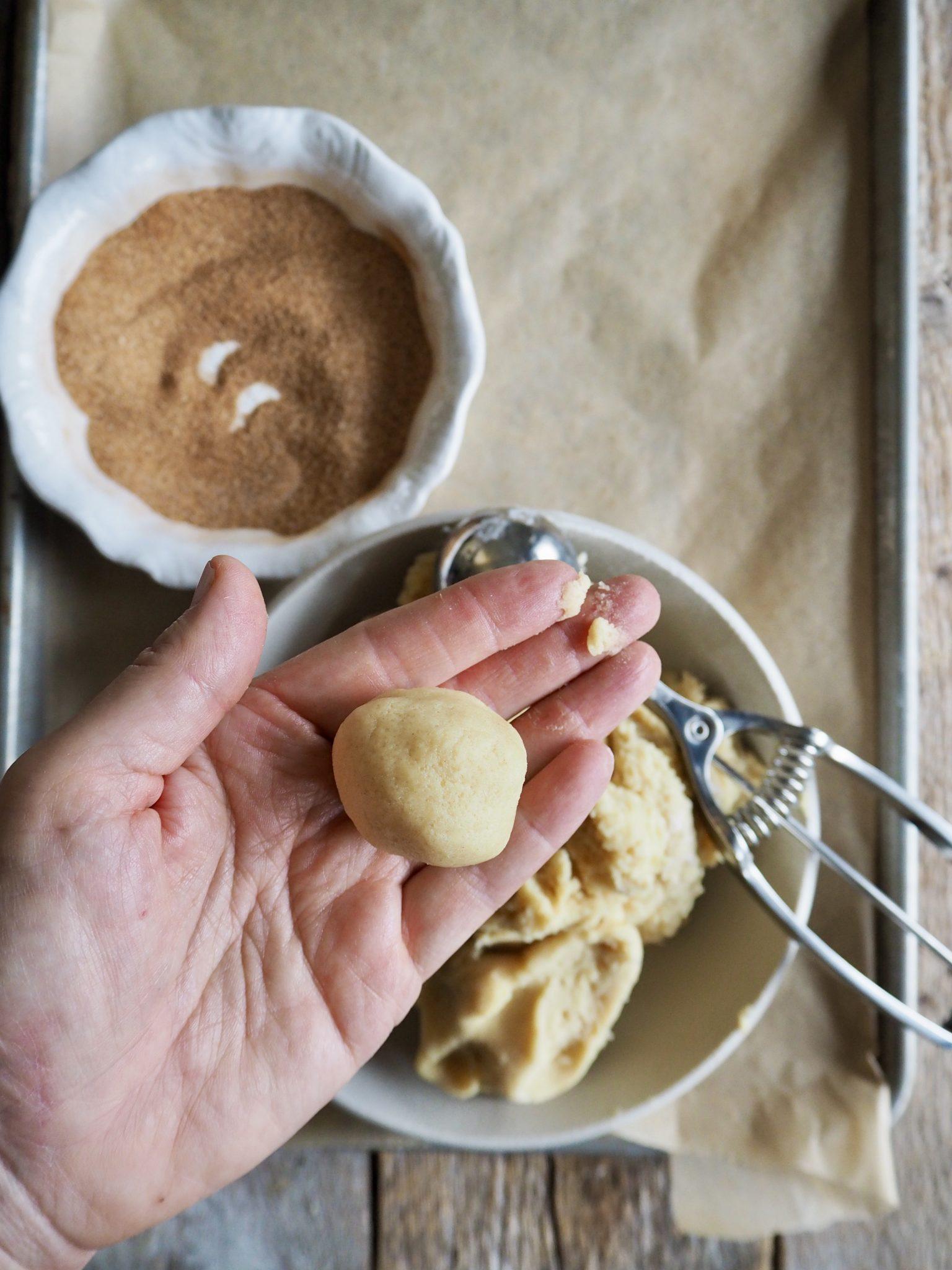 Snickerdoodles - de deiligste småkakene med kanel